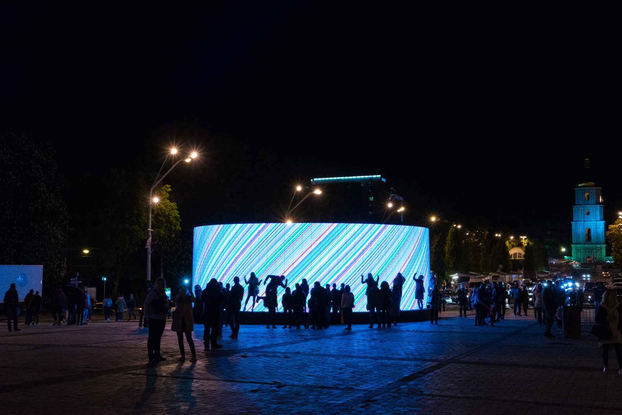 Оголошуємо переможців конкурсу світлових інсталяцій Kyiv Lights Art Prize 2018